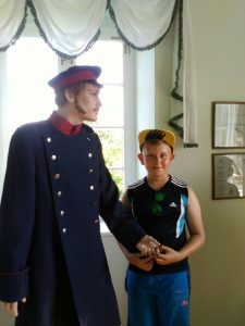 Jeremy hat keine Angst vor dem Preußen