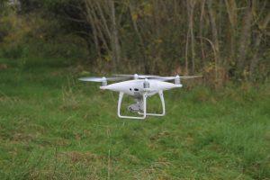Der Quadrocopter